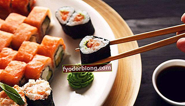 Japansk køkken, hvad er det? Historie, karakteristika og 10 typiske opskrifter