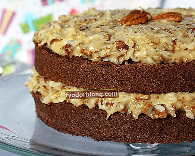 Pyragų įdarai, 10 įdaro receptų, kurie pavers jūsų pyragus