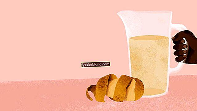 Kartupeļu sula - mājās gatavota recepte kuņģa problēmu ārstēšanai