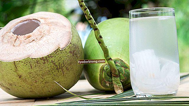 Kokosvand - Kend de forskellige fordele ved væsken for dit helbred