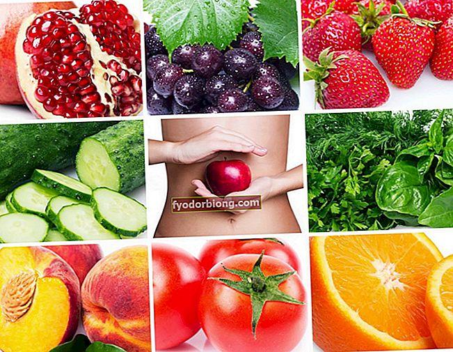 Fødevarer, der løsner tarmen - Hvad de er, og hvordan de virker i kroppen