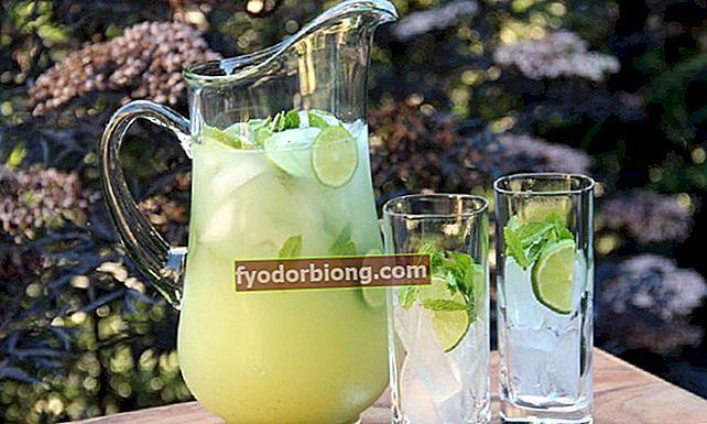 At drikke koldt vand med citron kan hjælpe dig med at tabe 8 pund