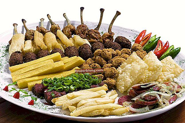 Fødevarer, der opfedder og er en fare for kosten