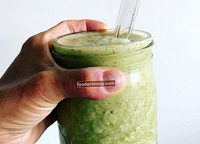 Grøn juice - Hvordan kan det hjælpe dig med at tabe dig?