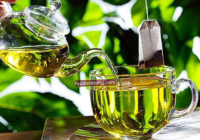 Grøn te - hvad det er, hvordan man spiser det og de største fordele