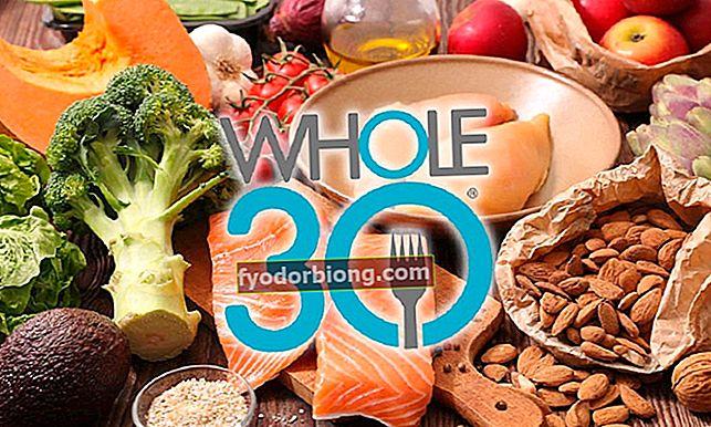 Whole30 diæt er i stand til at transformere din krop på 1 måned