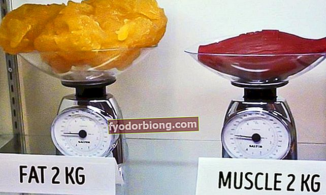 Hvordan man ved, om vægtøgning efter bodybuilding er fedt eller muskler